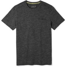 Smartwool Everyday Exploration T-shirt Poche de poitrine Homme, black heather